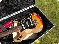 Fender-Custom Shop Stevie Ray Vaughan No.1 Stratocaster-2004-Sunburst