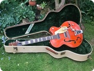 Gretsch 6120 Country Gentleman Fixed Arm Bigsby 1955 Orange Stain