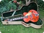 Gretsch 6120 Country Gentleman Fixed Arm Bigsby 1955 Orange Stain