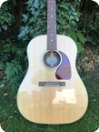 Gibson J15 EX Steve Howe Yes Asia 2000 Natural