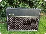 Vox AC30 Top Boost Ex Steve Howe YES Asia 1980 Black