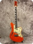 Charvel Surfcaster Orange