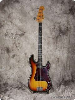 Fender Precision Bass 1970 Sunburst