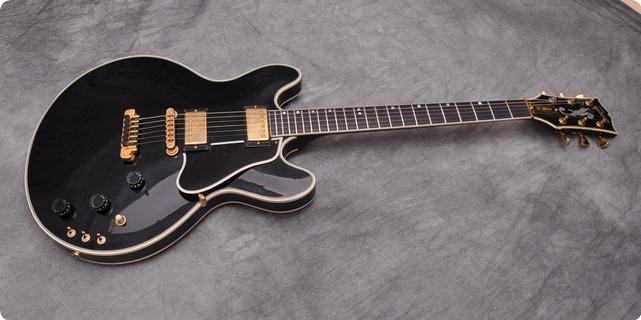 Gibson Es 335 Artist 1979 1979 Black