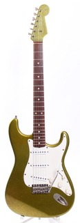 Fender Stratocaster '62 Reissue 1980 Green Metallic