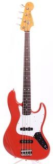 Fender Jazz Bass '62 Reissue 2010 Fiesta Red