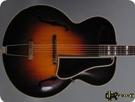 Gibson L 12 1939 Sunburst