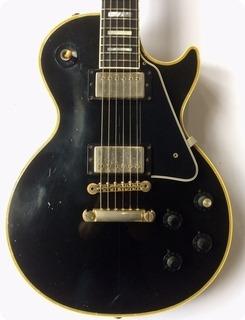 Gibson '68 Reissue Les Paul Custom 2001 Black