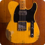 Fender Custom Shop Telecaster 2017 Blonde