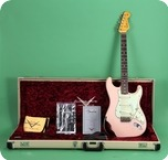 Fender 1960 Stratocaster Relic NAMM Show Limited Edtion 2014 Pink
