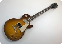 Gibson Les Paul Jimmy Page Signature Number 2 Tom Murphy Aged 2010 Iced Tea Burst
