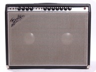 Fender Twin Reverb Drip Edge JBL 1968 Silverface
