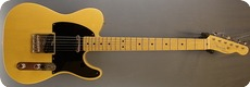 Fender Baja Telecaster 2013 Butterscotch