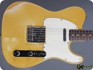 Fender Telecaster 1971 Blond