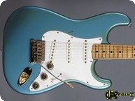 Fender The Strat Stratocaster 1980 Lake Placid Blue