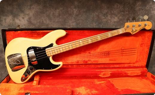 Fender Jazz 1974 Blonde