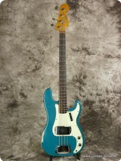 Fender Precision Bass 1964 Blue