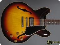 Gibson ES 335 T 1958 Sunburst