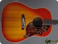 Gibson J 45 1964 Cherry Sunburst