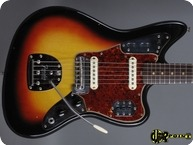 Fender Jaguar 1964 3 tone Sunburst