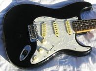 Fender Stratocaster Kirk Hammett 1990 Black
