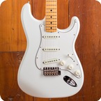 Fender Custom Shop-Stratocaster-2015-Olympic White