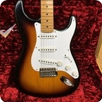 Fender Custom Shop Stratocaster 2017 Two Color Sunburst