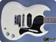 Gibson SG Junior 1965 White