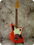 Fender Jaguar 62 Reissue AVRI Fiesta Red