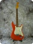 Fender Stratocaster AVRI 62 Fiesta Red