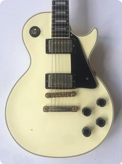 Gibson Les Paul Custom 1989 Ivory White