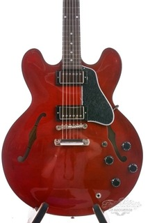 Gibson Es335 Dot Wine Red 2018