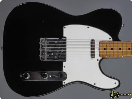 Fender Telecaster 1974 Black