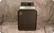 Ampeg B15 1970 Black Tolex