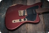 Tonfuchs Guitars Bulldog Royal Red
