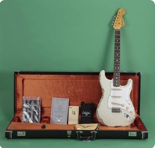 Fender Stratocaster 1967 Custom Shop Relic Reissue 2016 Olympic White