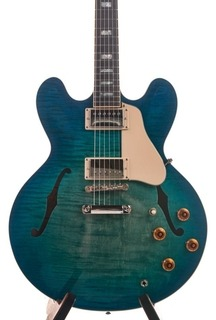 Gibson Es335 Figured Aquamarine 2018