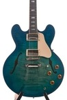 Gibson ES335 Figured Aquamarine 2018