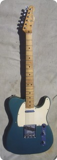 Fender Telecaster Lpb 1971 Lpb Lake Placid Blue