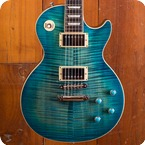 Gibson Les Paul Standard 2014 Aquamarine