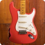 Fender Custom Shop Stratocaster 2010 Fiesta Red