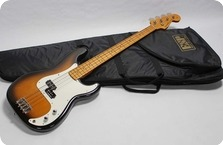 EdwardsESP Precision Bass Vintage Style 2007 Sunburst