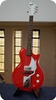 Supro Belmont Poppy Red