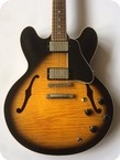 Gibson ES 335 Dot Reissue 1996 Vintage Sunburst