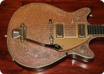 Gretsch Guitars Champagne Sparkle Jet 1962