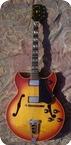 Gibson Barney Kessel Regolar 1967 Cherry Sunburst