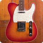Fender Telecaster 2014 Aged Cherry Burst