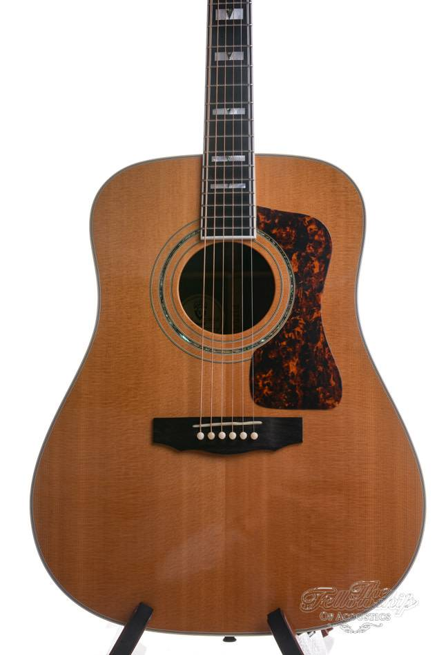 Guild D55 Natural 2008 Guitar For Sale The Fellowship Of