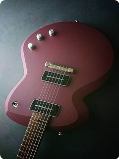 Tao Guitars Stradale 2018 Wine Red