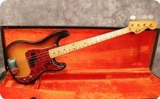 Fender Precision 1971 Sunburst